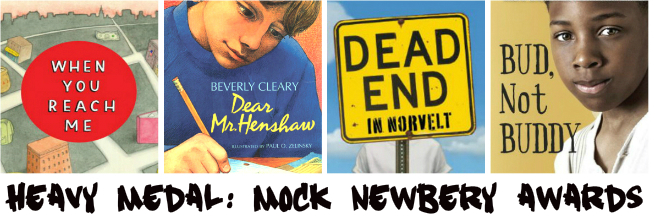 Mock Newbery Award