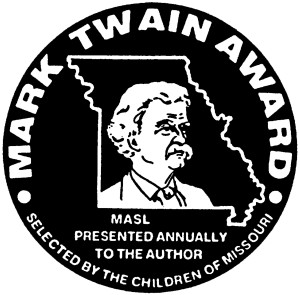 Mark Twain Award Logo