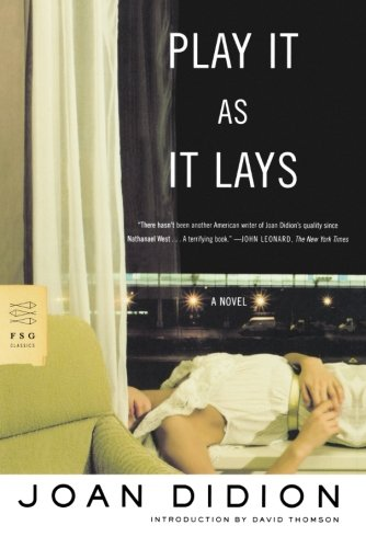 Book cover for Play it as it Lays