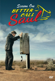 DVD cover art for Better call saul