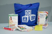 Photograph of parent pack kit