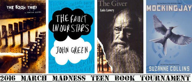 2016 March Madness Top Books