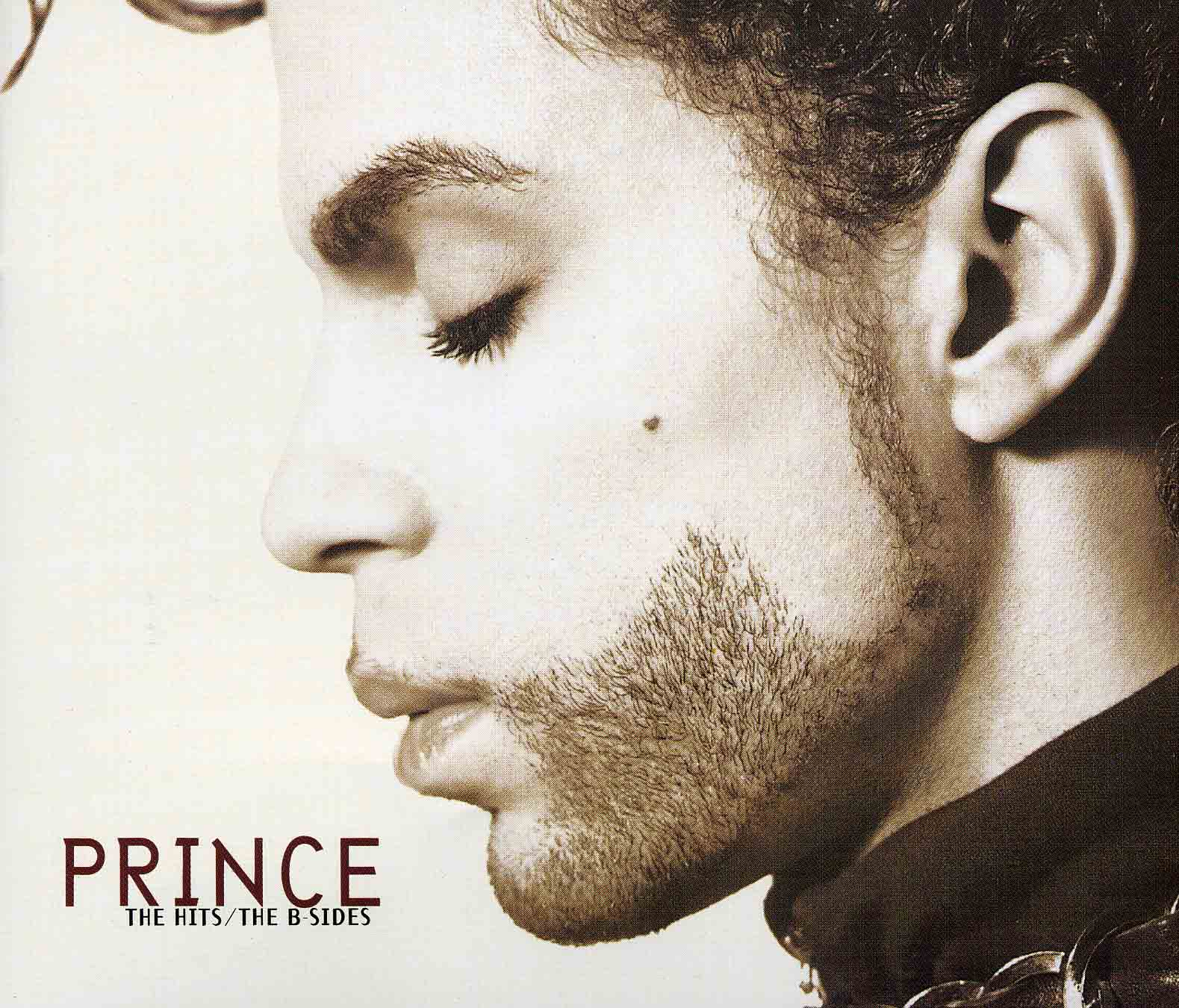 Album cover for Prince: The B Sides