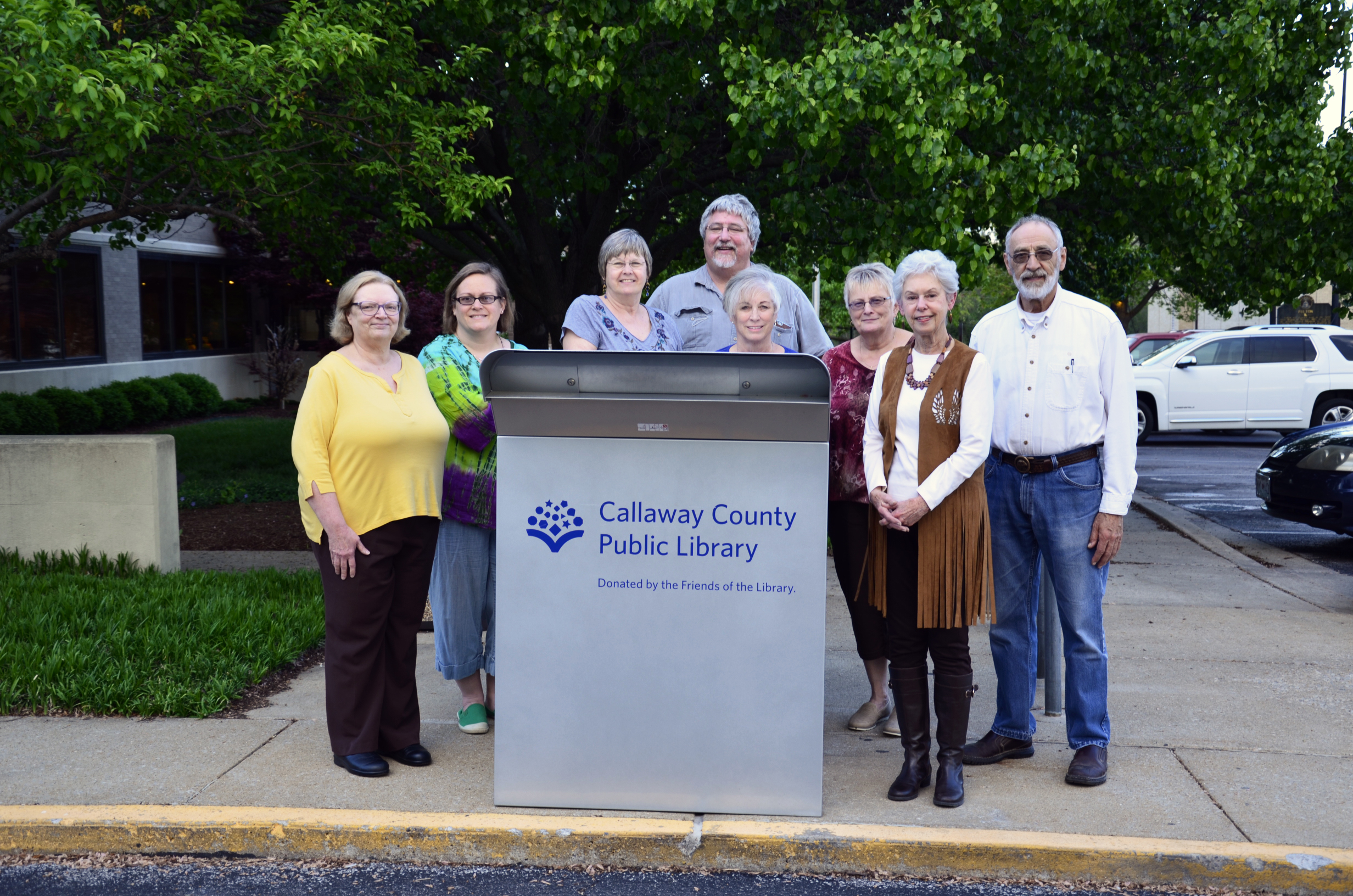 Friends of the Callaway County Public Library