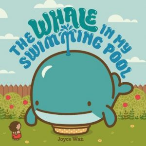 The Whale in the Swimming Pool book cover