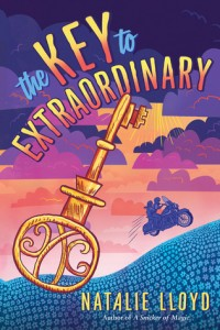 """The Key to Extraordinary"" book cover"