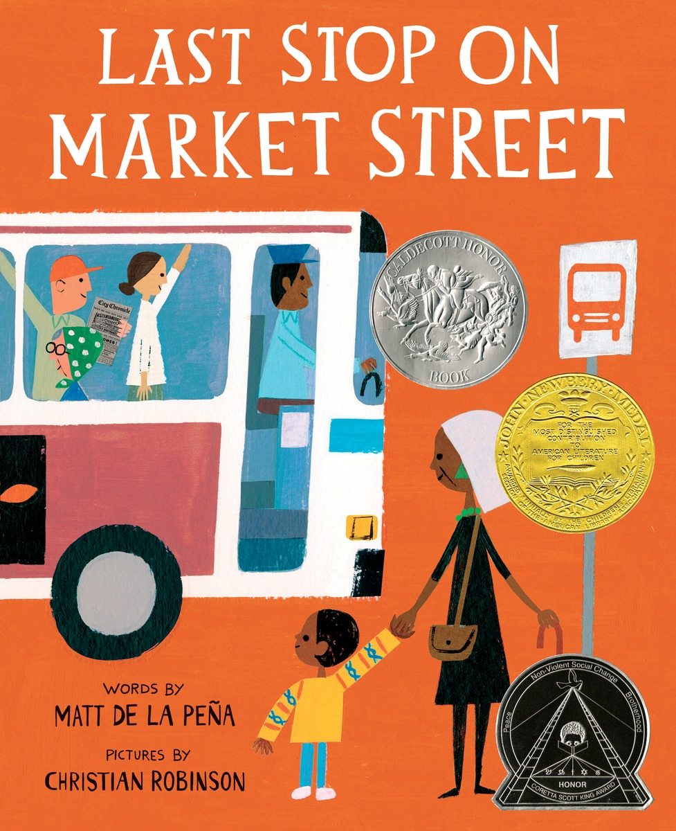"""Last Stop On Market Street"" book cover"