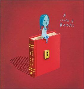 """A Child of Books"" book cover"