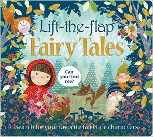 """""""Lift-the-Flap Fairy Tales"""" book cover"""
