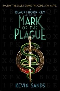 """Mark the Plague"" book cover"