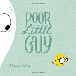 """""""Poor Little Guy"""" book cover"""