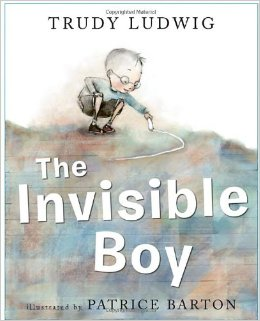 """The Invisible Boy"" book cover"