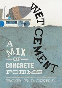 """""""A Mix of Concrete Poems"""" book cover"""