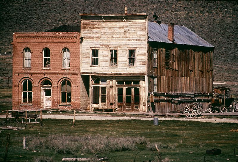 Ghost Towns: Escaping Into the Past