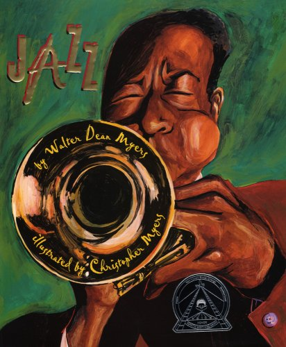 """Jazz"" book cover"