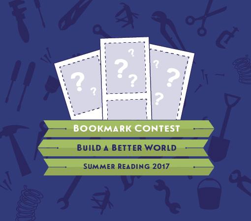 Design a Bookmark Contest