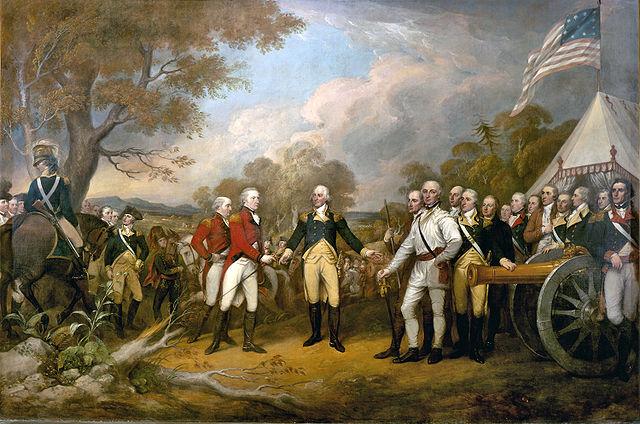 Revolutionary War Fiction