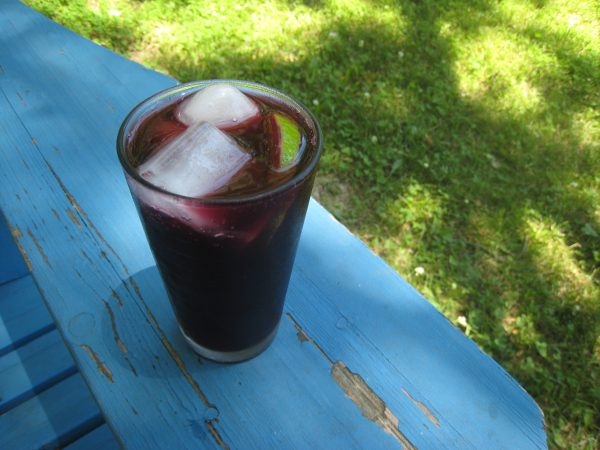 Photo of summer drink