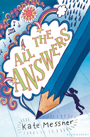 """All The Answers"" by Kate Messner"