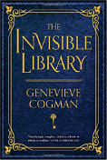 Invisible Library book cover