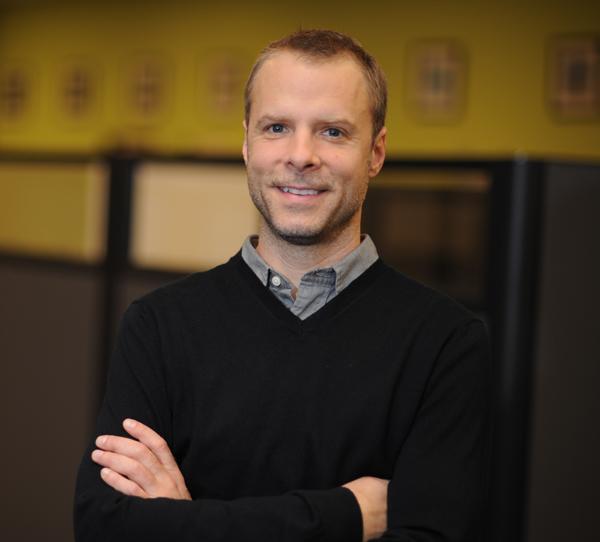 Board Member Augie Nielsen