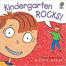 Kindergarten Rocks! book cover