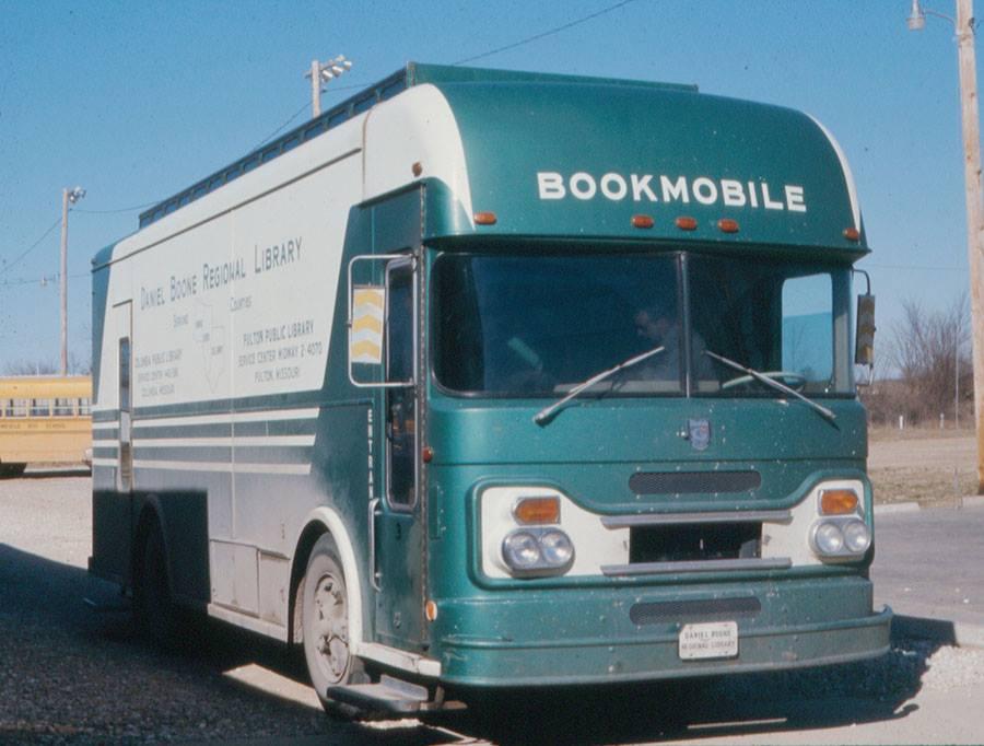 DBRL Bookmobile