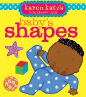 """Baby's Shapes"" book cover"