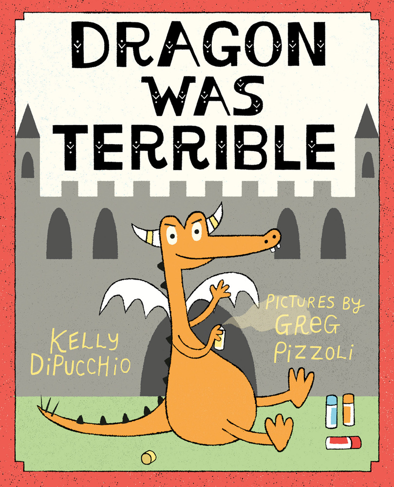 Dragon Was Terrible book cover