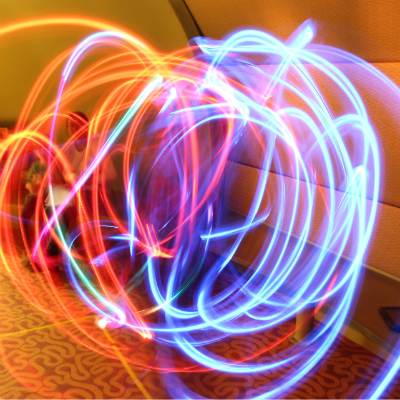 Light Painting with Sphero