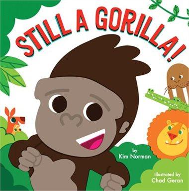 Still a Gorilla book cover