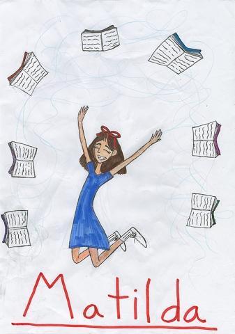 """Corynne Miller, Hatton McCredie - """"Matilda"""" by Roald Dahl"""