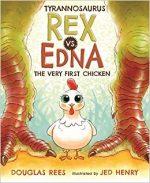 Tyrannosaurus Rex vs. Edna book cover