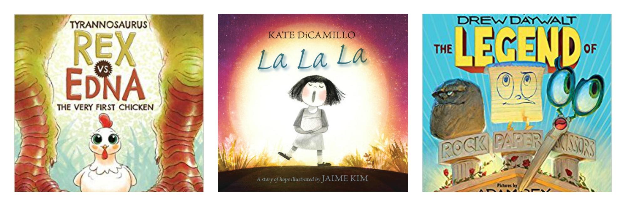 Top 20 Children's Books of 2017