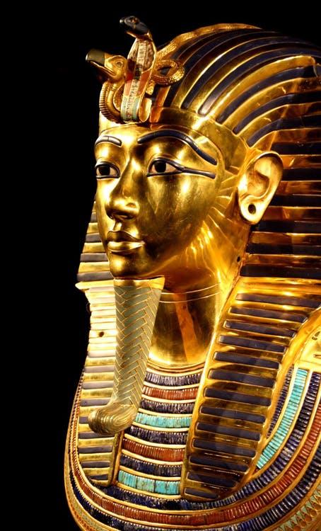 photo of Egyptian replica