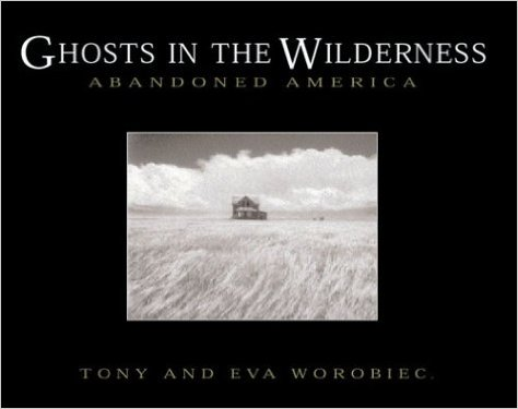Ghosts in the Wilderness book cover