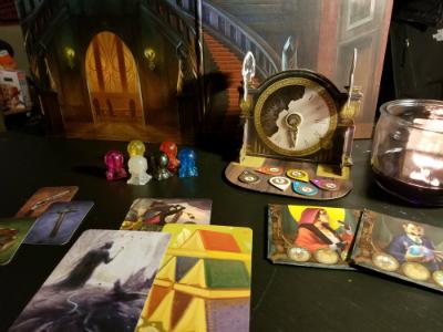 board game, Mysterium