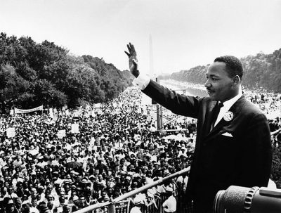 Literary Links: Martin Luther King Jr. and the Civil Rights Movement