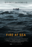 Fire at Sea dvd cover