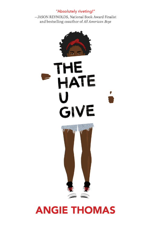 Book Cover of The Hate You Give