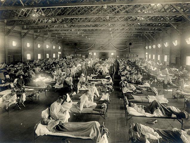 Literary Links: The Spanish Flu of 1918
