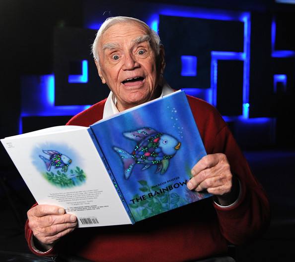 """""""The Rainbow Fish"""" read by Ernest Borgnine"""