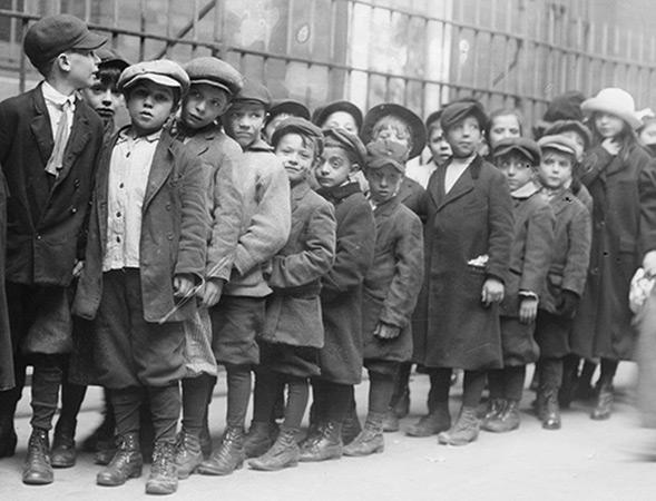 Kereta Api Orphan, Membawa Anak Yatim Piatu Menjadi Pekerja Kasar