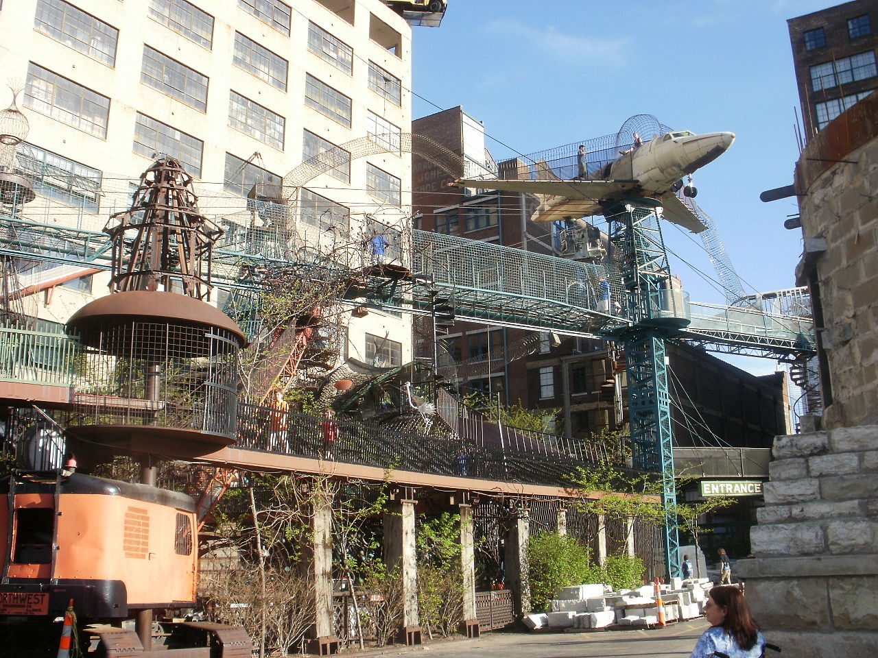 photo of City Museum in St. Louis, MO