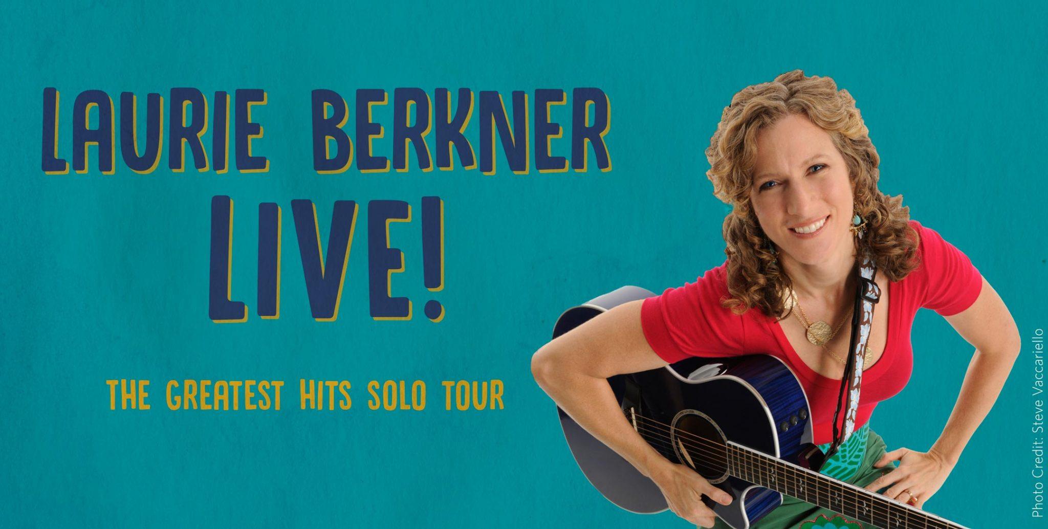 Laurie Berkner Live
