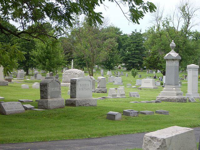 Photo of Columbia Cemetery