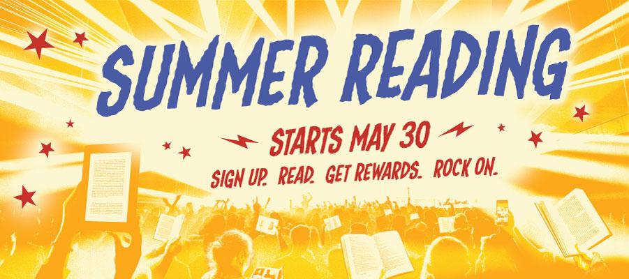 Summer Reading 2018