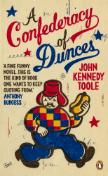 Confederacy of Dunces book cover