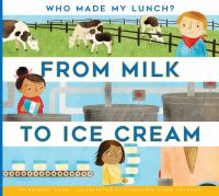 From Milk to Ice Cream book cover