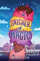 A Snicker of Magic book cover
